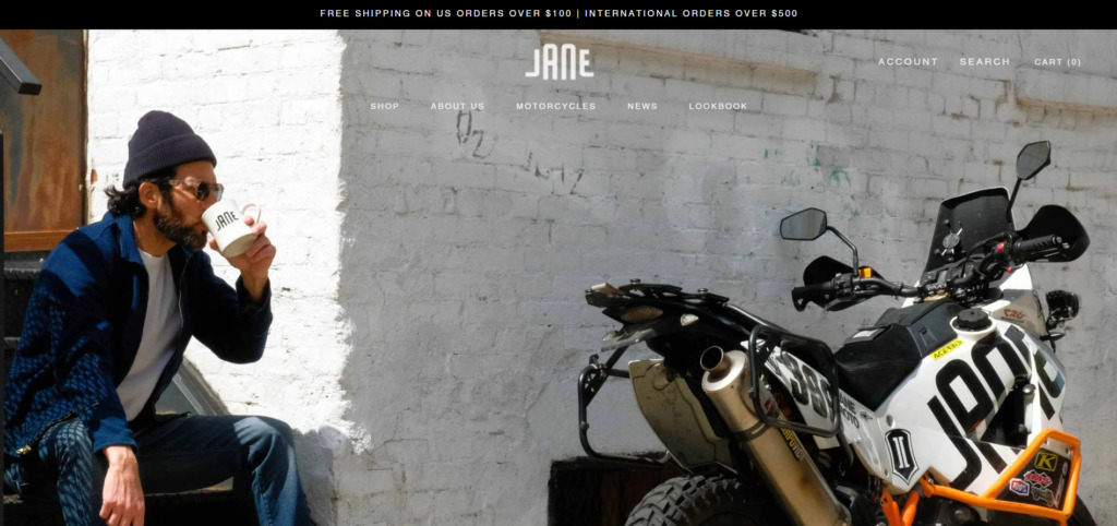 Jane Motoercycles